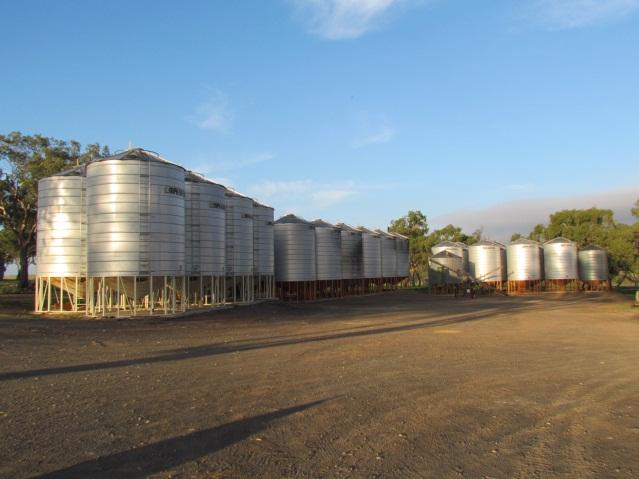 Toowoomba Grain Silo
